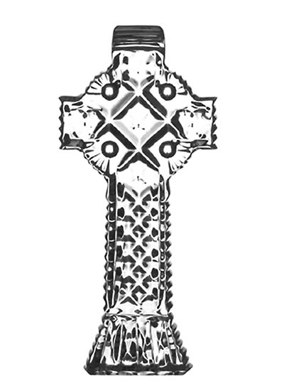 Waterford Crystal Celtic Cross