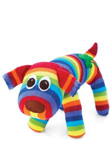Novelty Sock Dog M...