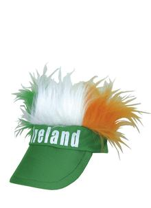 Ireland Tri Color Hair Visor