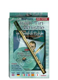 Irish Tin Whistle Pack