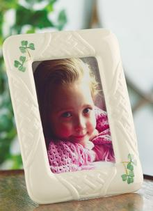 Belleek Trellis Photo Frame 3