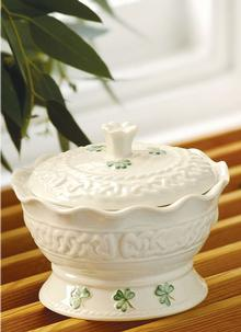Belleek Tara Jewelry Box