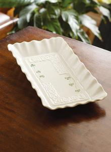 Belleek Tara Serving Tray