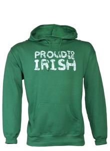 Proud to be Irish Hoodie
