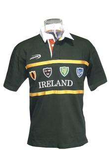 Ireland 4 Provinces Rugby Shirt