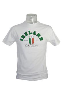 Ireland Tri-Color Crest T-Shirt