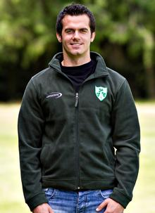 Mens Rugby Shamrock Fleece