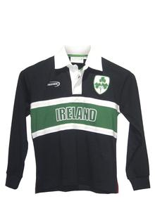 Children's Ireland 3 Shamrock Rugby Shirt