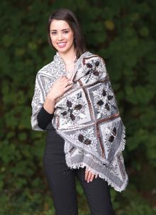 Wool Tapestry Wrap