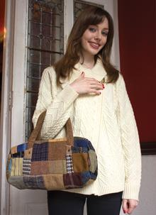 Patchwork harbour Bag