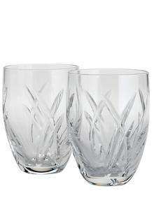 Waterford Crystal Signature Tumbler Pair
