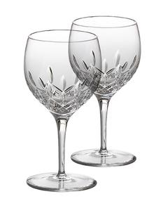 Waterford Crystal Lismore Essence Balloon Wine Glasses