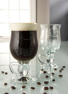 Irish Coffee Pair (Recipe Included)