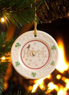 Hope Plate Ornament 2nd Edition
