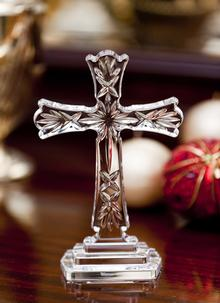 Waterford Crystal Celtic Standing Cross