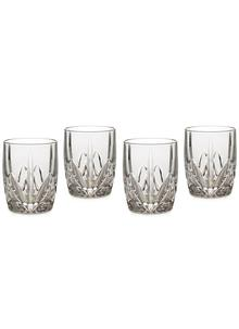 Waterford Crystal Brookside Tumbler Set of 4