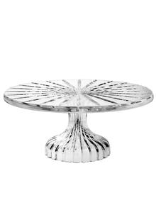 Waterford Crystal Marquis Bezel Footed Cake Plate
