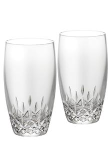 Waterford Crystal Lismore Essence Hi Ball Pair