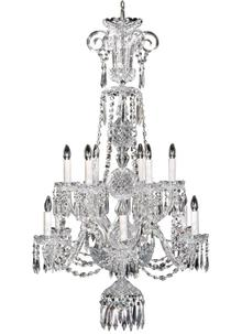Waterford Crystal Ardmore 12-Arm Chandelier