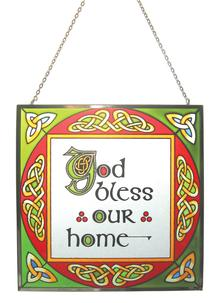 God Bless Our Home...