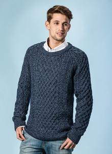 Eoin Raglan Crew Neck Sweater