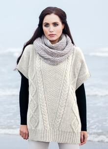 Fisherman Aran Oversize Sweater