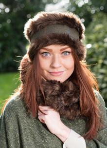 Jack Murphy Bella Tweed Headband