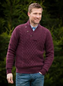 Dingle Cable Sweater