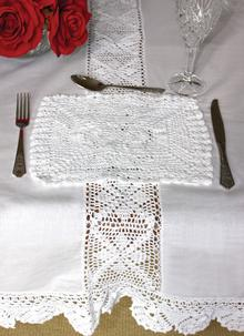 Countryside Tablecloth Round 36