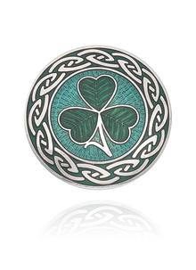 Celtic Shamrock En...