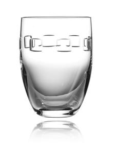 Waterford Crystal John Rocha Geo Tumbler Pair