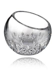 Waterford Crystal Lismore Essence Angled Top Rose Bowl