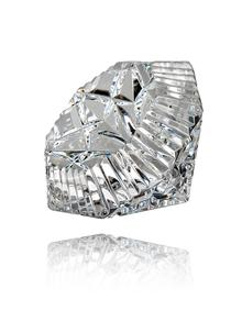 Waterford Crystal Lismore Jubilee Diamond Paperweight