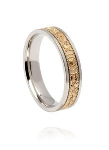 Gents 14K Gold Cel...
