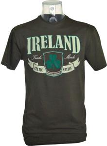 Ireland Trademark Shamrock T-Shirt