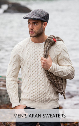 Aran Sweaters Irish Aran Sweater Fisherman Sweater