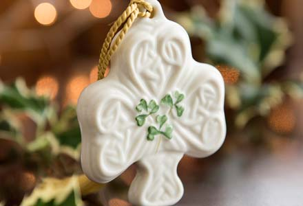 Add A Classic Irish Touch To Your Tree This Festive Season