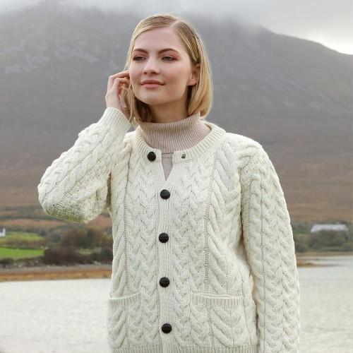 12f860158 Blarney Woollen Mills - Women s Cardigans and Hoodies