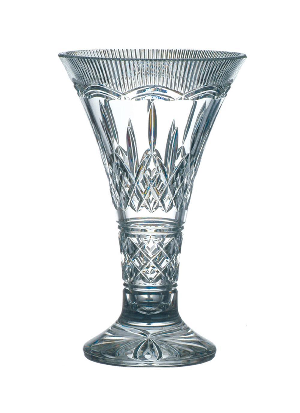 Waterford crystal lismore 14 statement vase blarney waterford crystal lismore 14 statement vase reviewsmspy