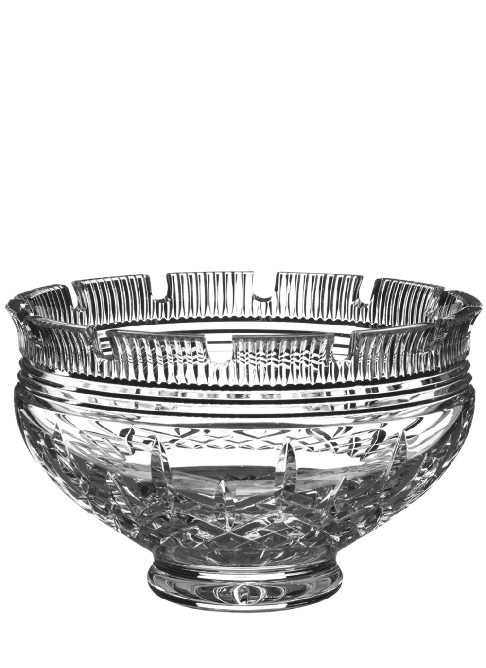 Waterford crystal lismore 10 inch castle bowl blarney waterford crystal lismore 10 castle bowl reviewsmspy