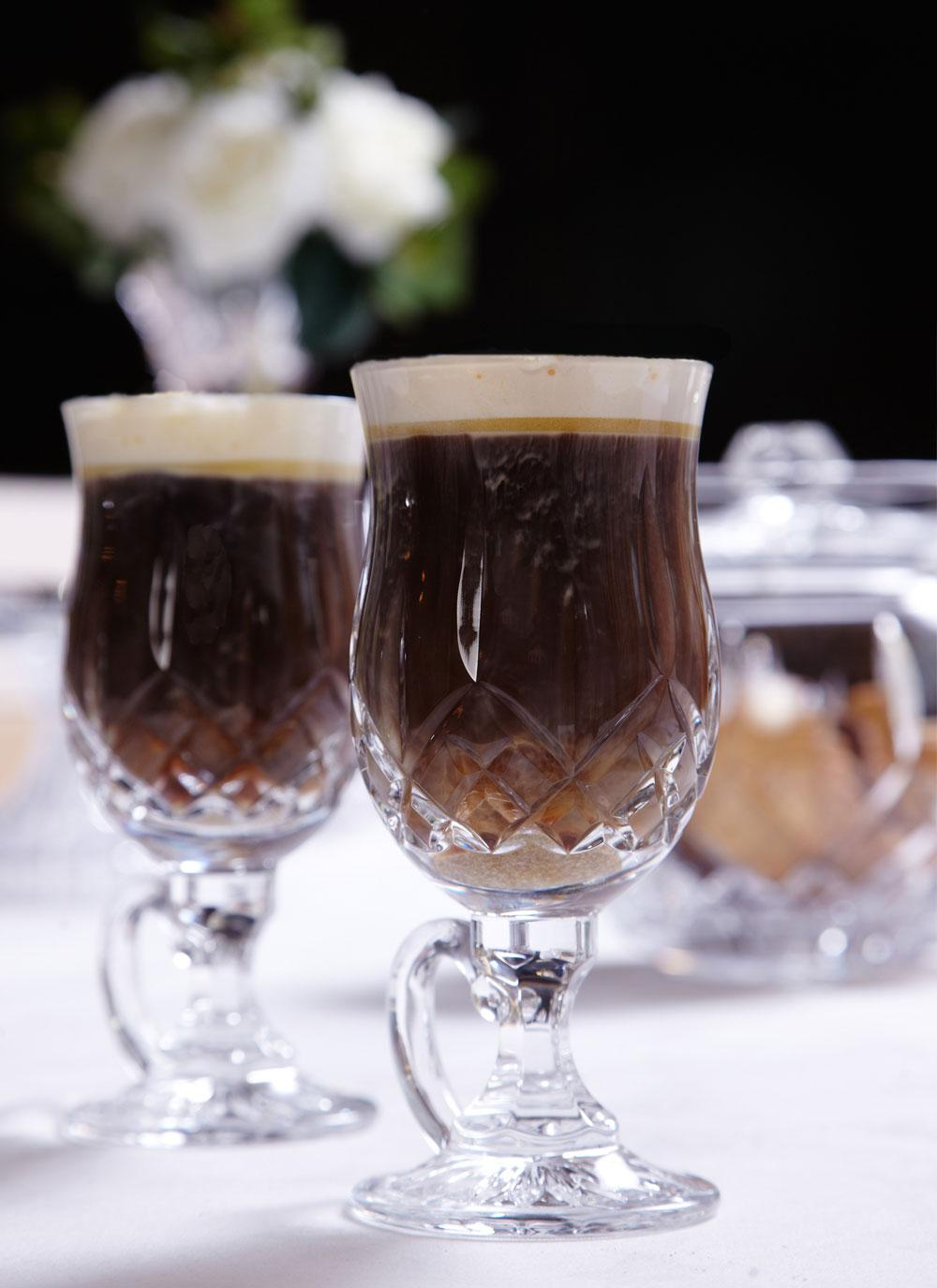 b951742d199 Waterford Crystal | Lismore Irish Coffee Glasses | Blarney