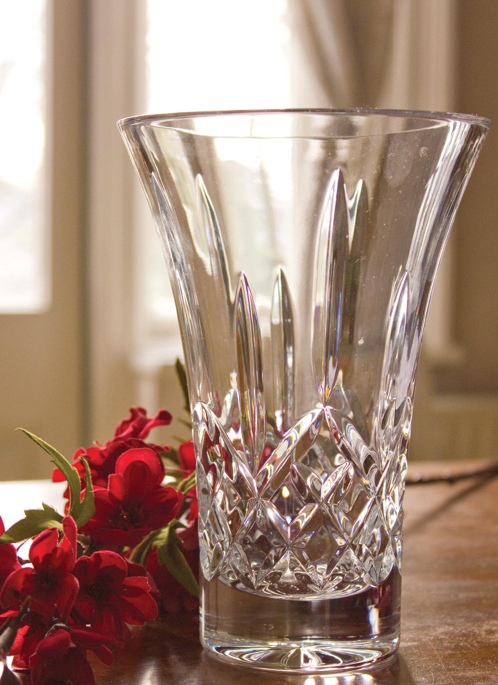 Waterford Crystal Lismore 8 Inch Vase