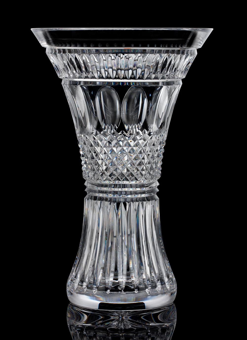 Waterford crystal vases crystal vases and bowls irish crystal waterford crystal colleen 12 vase reviewsmspy