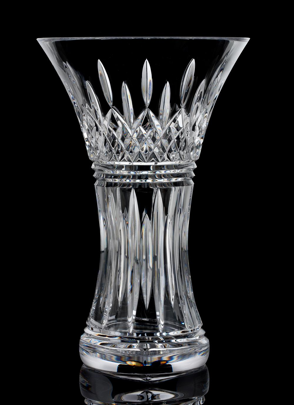 Waterford crystal lismore collection irish waterford crystal lismore waterford crystal lismore 12 vase floridaeventfo Image collections