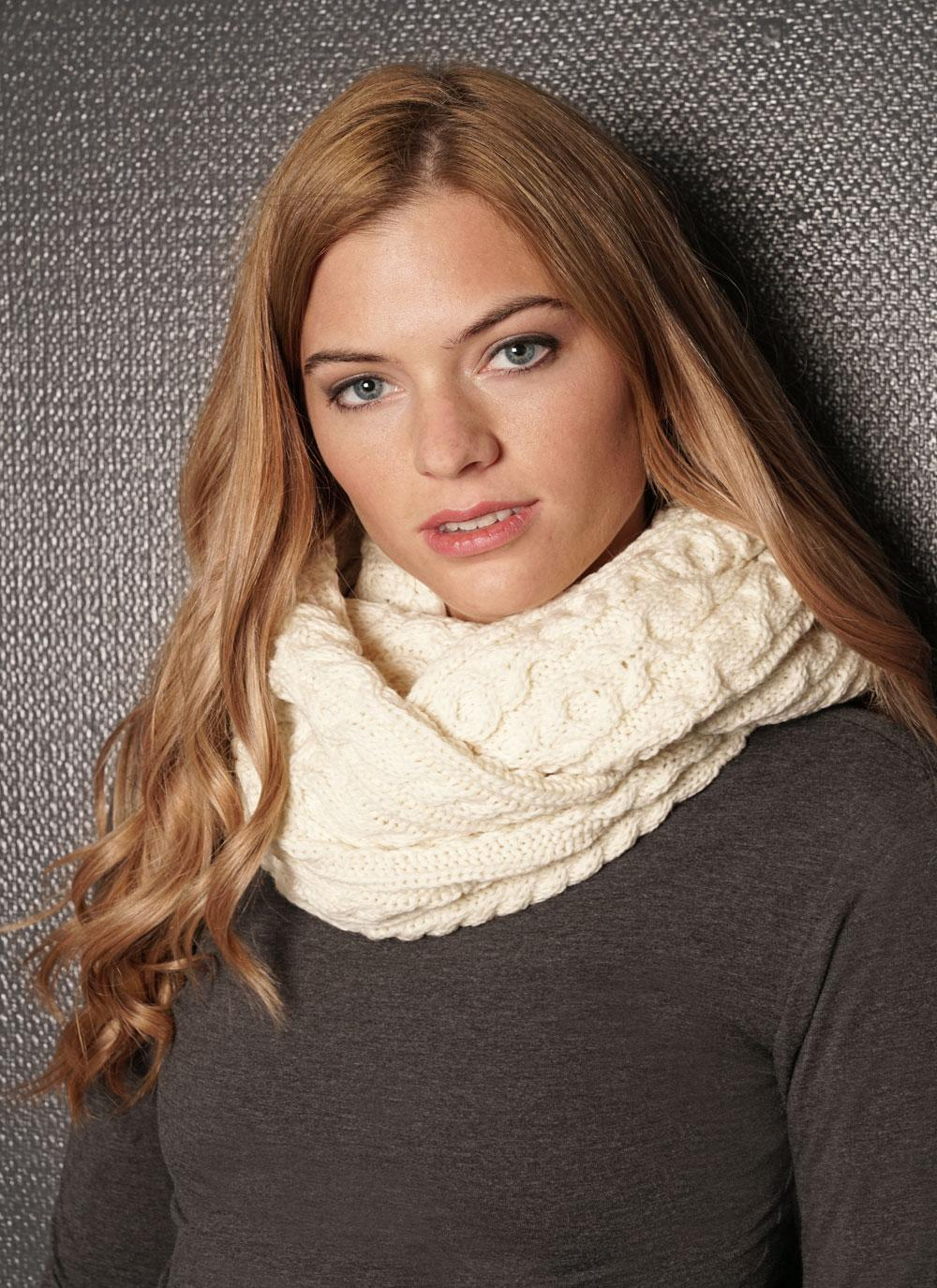 Infinity Scarves For Women | Blarney