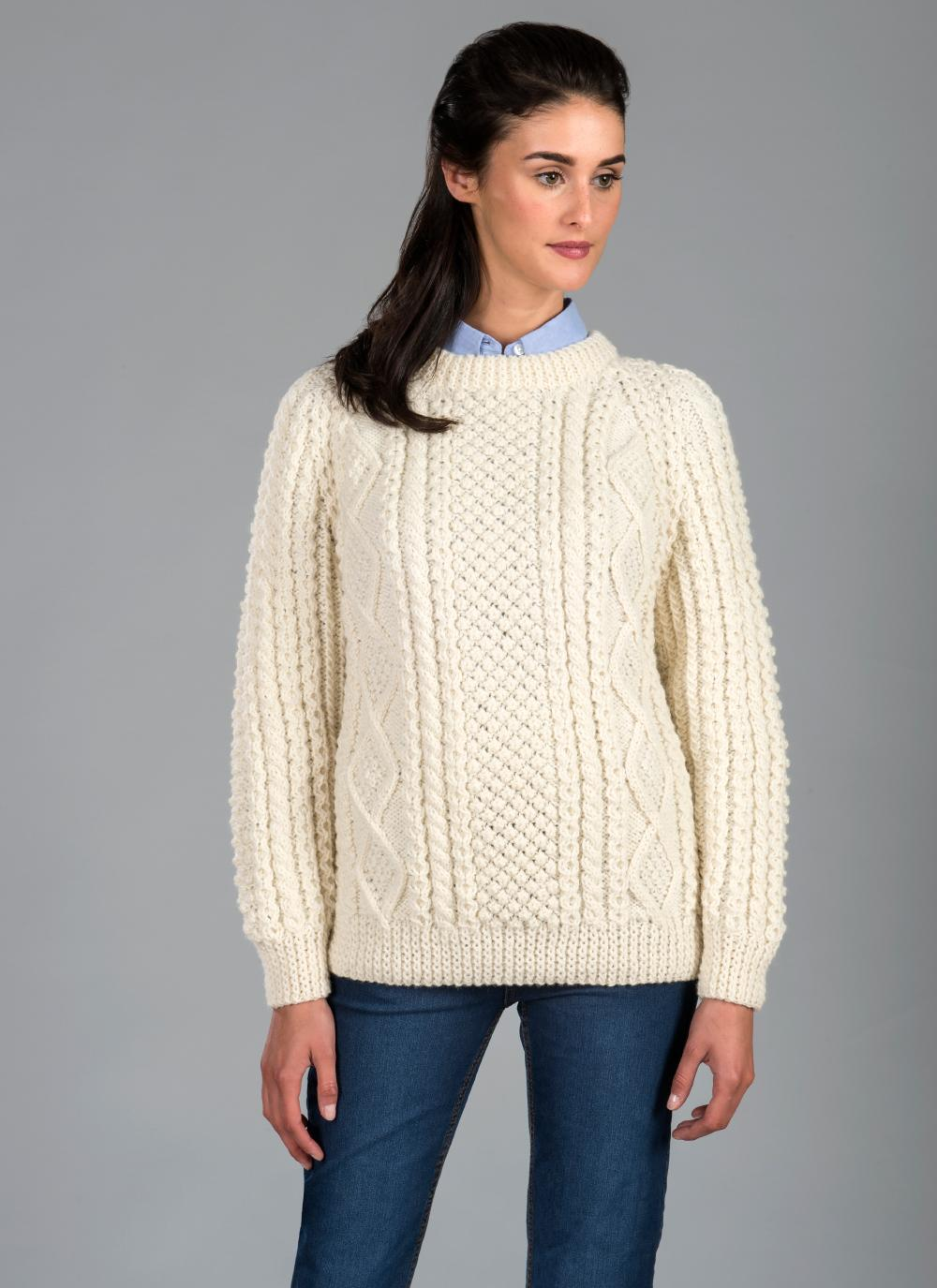 If you ask yourself or googling how to wear knitted sweaters for women, then I am here to help you with this question. If you do like warm clothing, knits, bohemian spirit, great details, turtlenecks, slouchy fits, preppy granny looks, then knitted sweater is what you really need my dear lady!