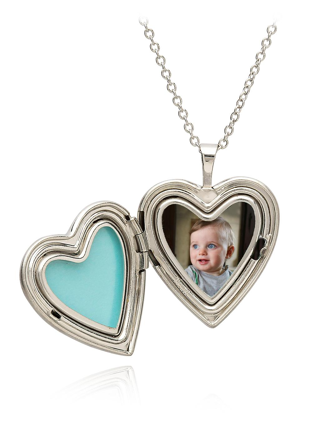 accents open heart over diamond product platinum locket sterling with lockets wid