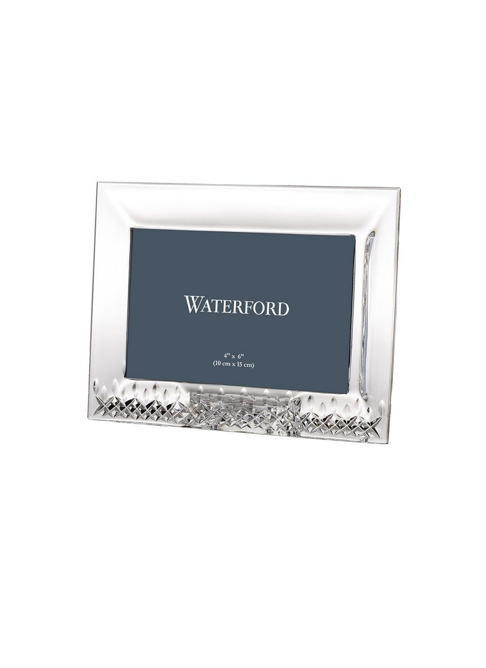 Waterford Crystal Lismore Essence Picture Frame 4\'\' x 6\'\'   Blarney