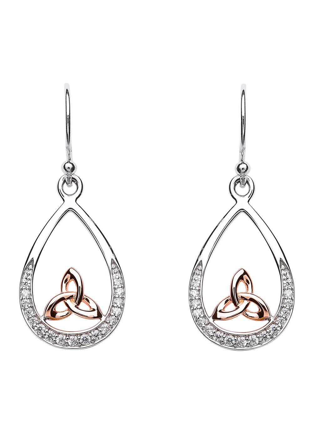 jewelry silver elegance eleganceceltic n sterling knot carys el earrings product celtic cetic
