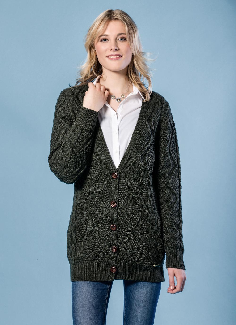 Sophie Aran Boyfriend Cardigan | Blarney